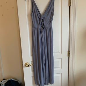 Lavender Jumpsuit Urban Outfitters